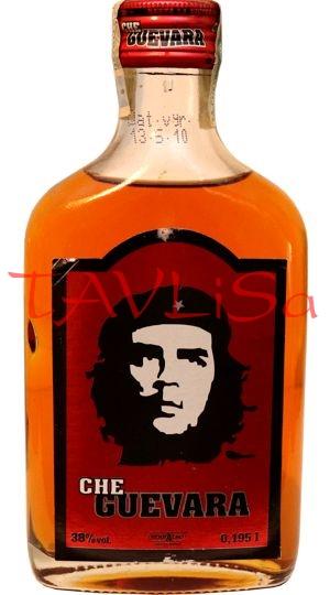 Rum Che Guevara 38% 0,195l placatice