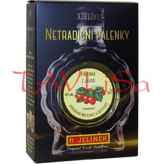 Jahodovice Budík 42% 0,2l R.Jelínek