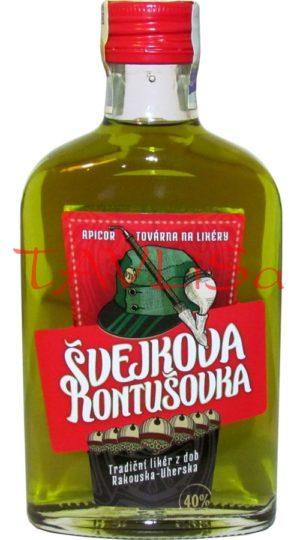 Švejkova Kontušovka 40% 0,2l Apicor Placatice